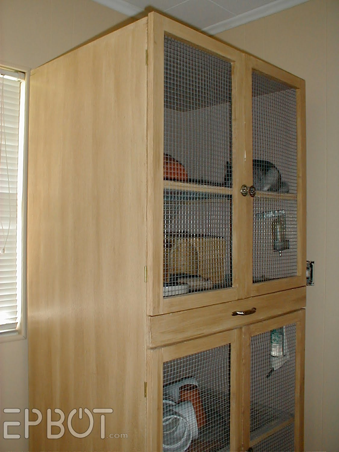 Homemade Chinchilla Cage Plans | Design Home View on homedec