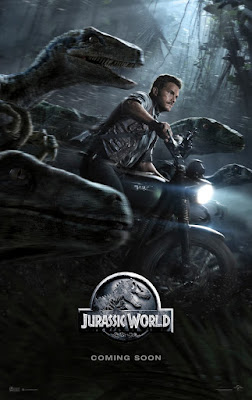 Jurassic World Official Poster