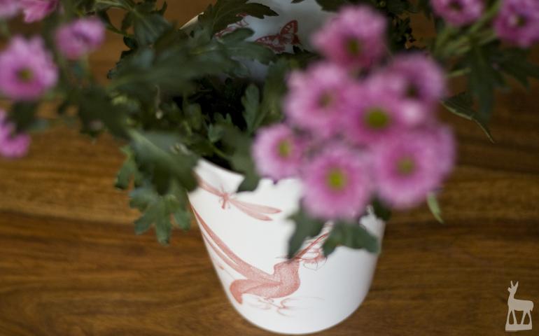 Feinedinge* Vase