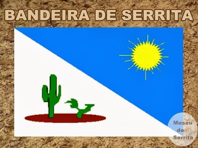 Bandeira de Serrita