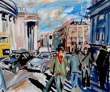 &#39;College Green&#39; at www.gaelart.net