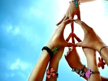 Paz , una tarea de todos