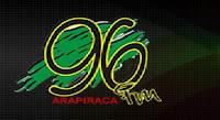 ouvir a Rádio 96 FM 96,9 ao vivo e online Arapiraca