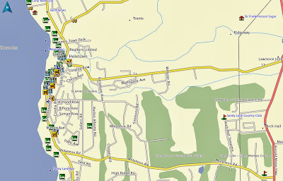 Holetown, Beaches, Barbados, Map, Maps, Garmin, Nuvi