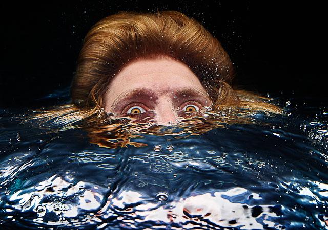 Fish Head Underwater Photographs