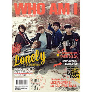 B1A4 Who Am I Cover
