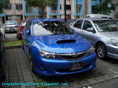Subaru Impreza WRX STI Ver 10