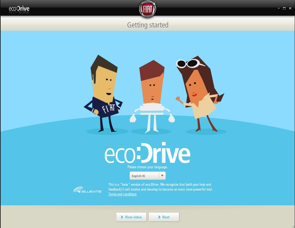 Us Version Of Fiat Eco Drive Released Fiat 500 Usa