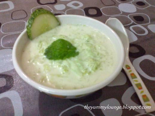 How to make Cucumber Raita Recipe