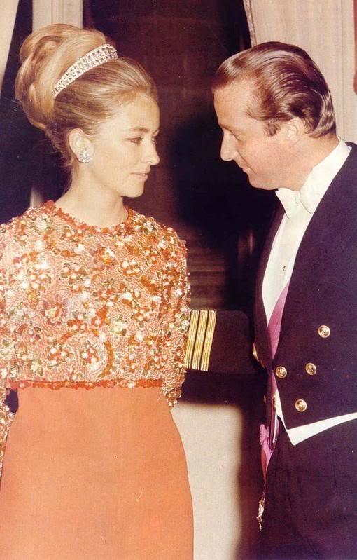 Golden Dreamland Style Icon Queen Paola Belgium