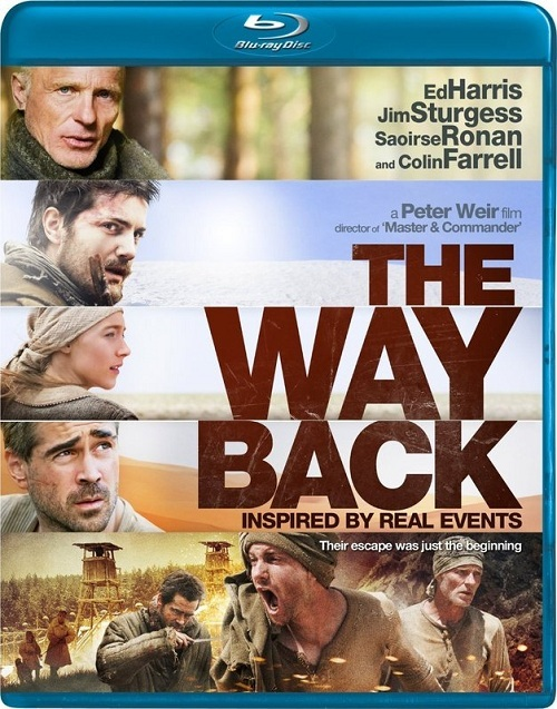 The Way Back (Camino a la Libertad) (2010) 720p y 1080p BDRip mkv Dual Audio AC3 5.1 ch