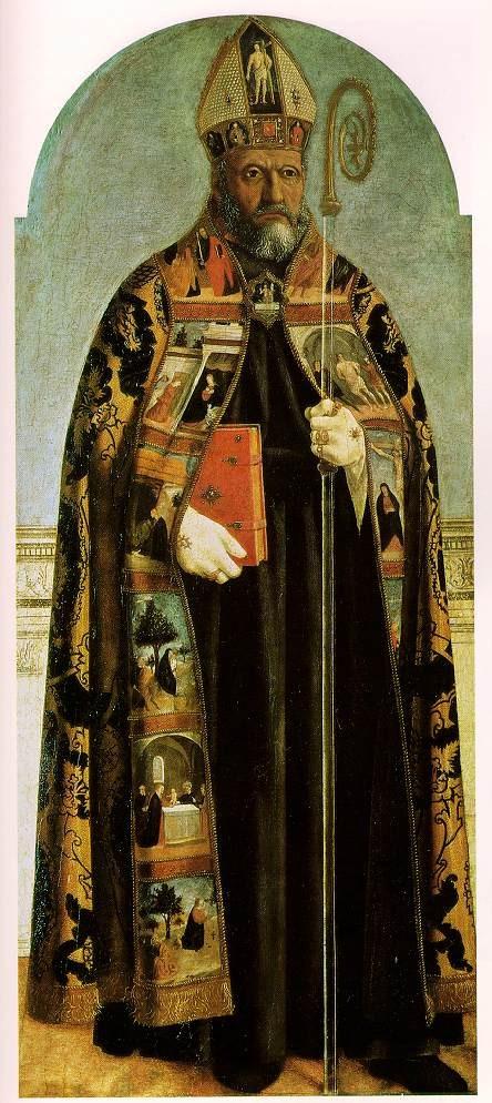 Was saint augustine black