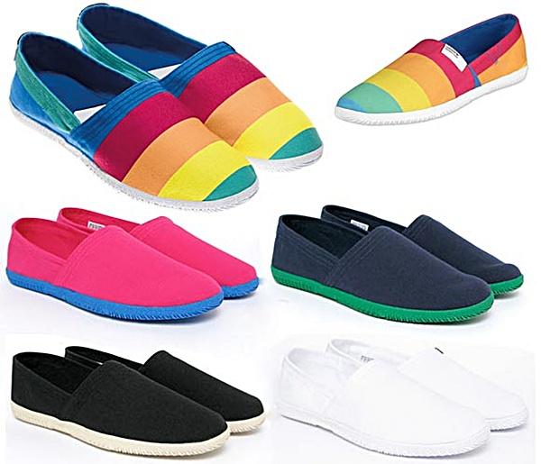 Pois bem, Os modelos foram intitulados agora de \u0026quot;Alpargatas\u0026quot;. E quem entrou na onda de lançar a sua foi a Adidas criando modelos mais coloridos.