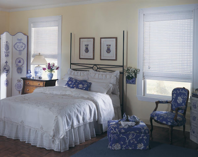 Window Coverings Ideas For Bedrooms