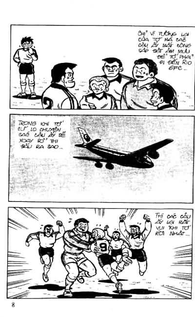 Jindodinho - Đường Dẫn Đến Khung Thành III Tập 26 page 8 Congtruyen24h