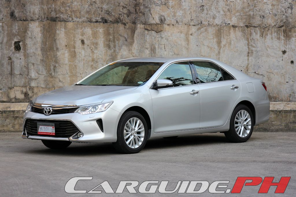 review 2015 toyota camry 3 5 q philippine car news car. Black Bedroom Furniture Sets. Home Design Ideas
