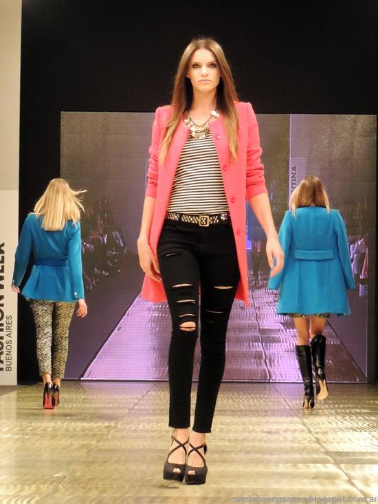 Ropa de moda 2014 mujer Markova