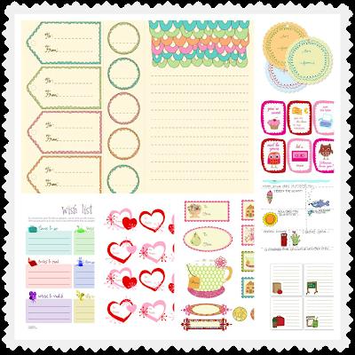 que pueden ser útiles para hacer un bloc de notas pequeño para ...