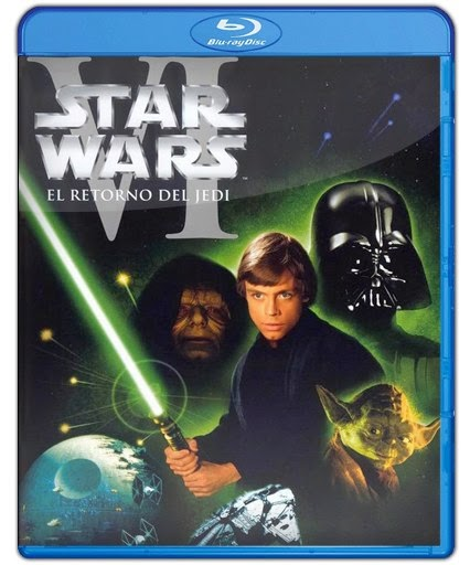 Star Wars Episodio 6 El regreso del Jedi 1080p HD Latino