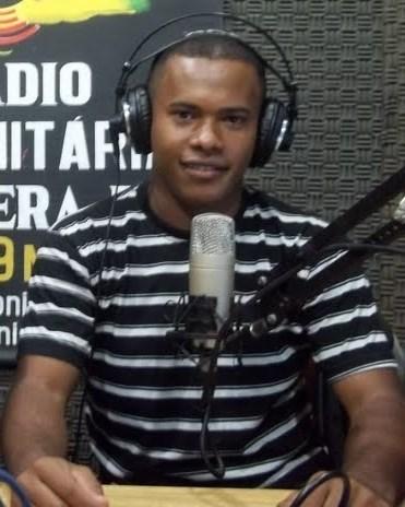 Locutor Gilson Amorim