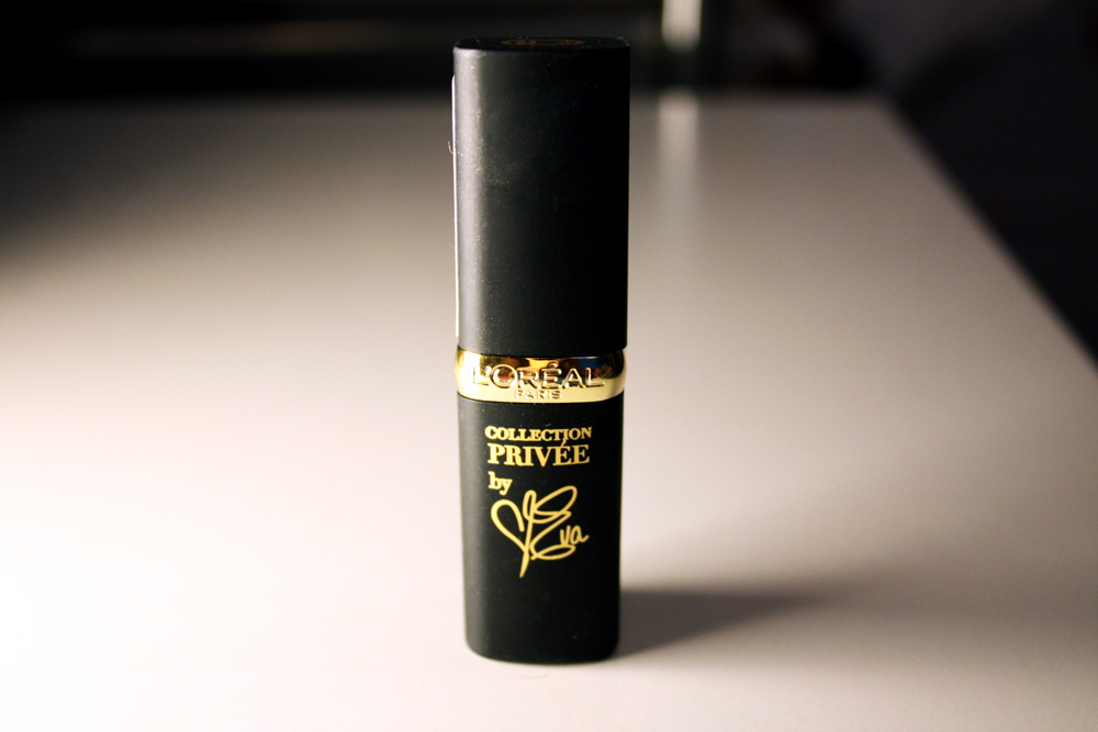 L'Oreal Paris Color Riche Collection Privée Eva Barely Golden