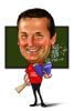 teacher caricature