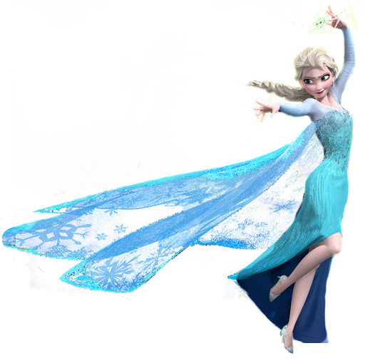 Frozen: Elsa Clip Art. | Is it for PARTIES? Is it FREE? Is it CUTE ...