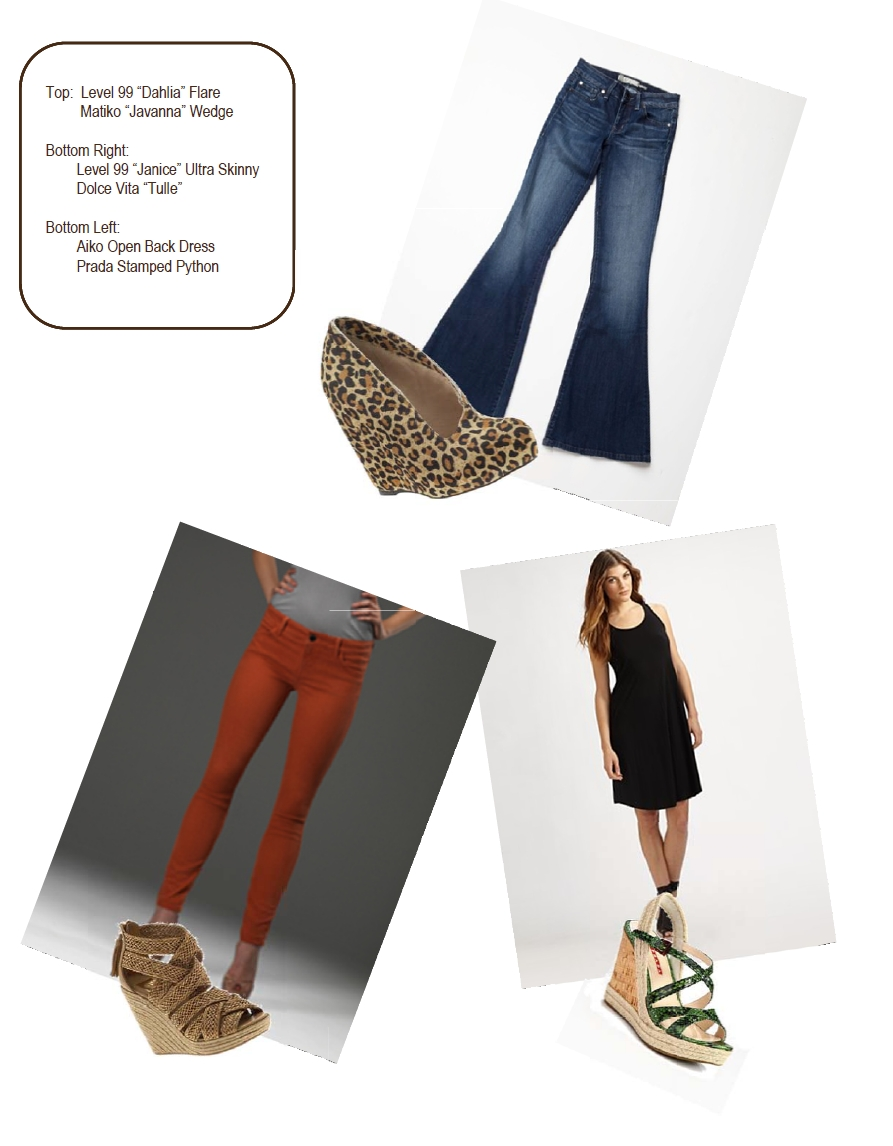 Wedges For Wide Feet