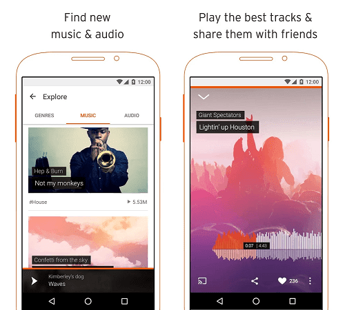 Download SoundCloud Apk for Android
