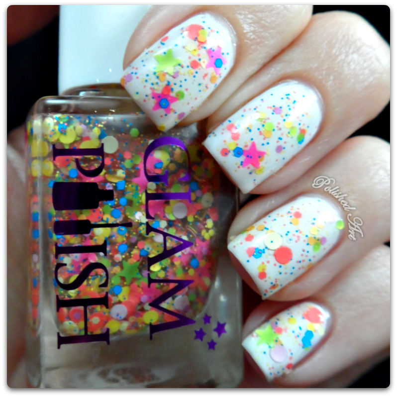glam-polish-meteorite-mash-swatch-barry-m-matt-white