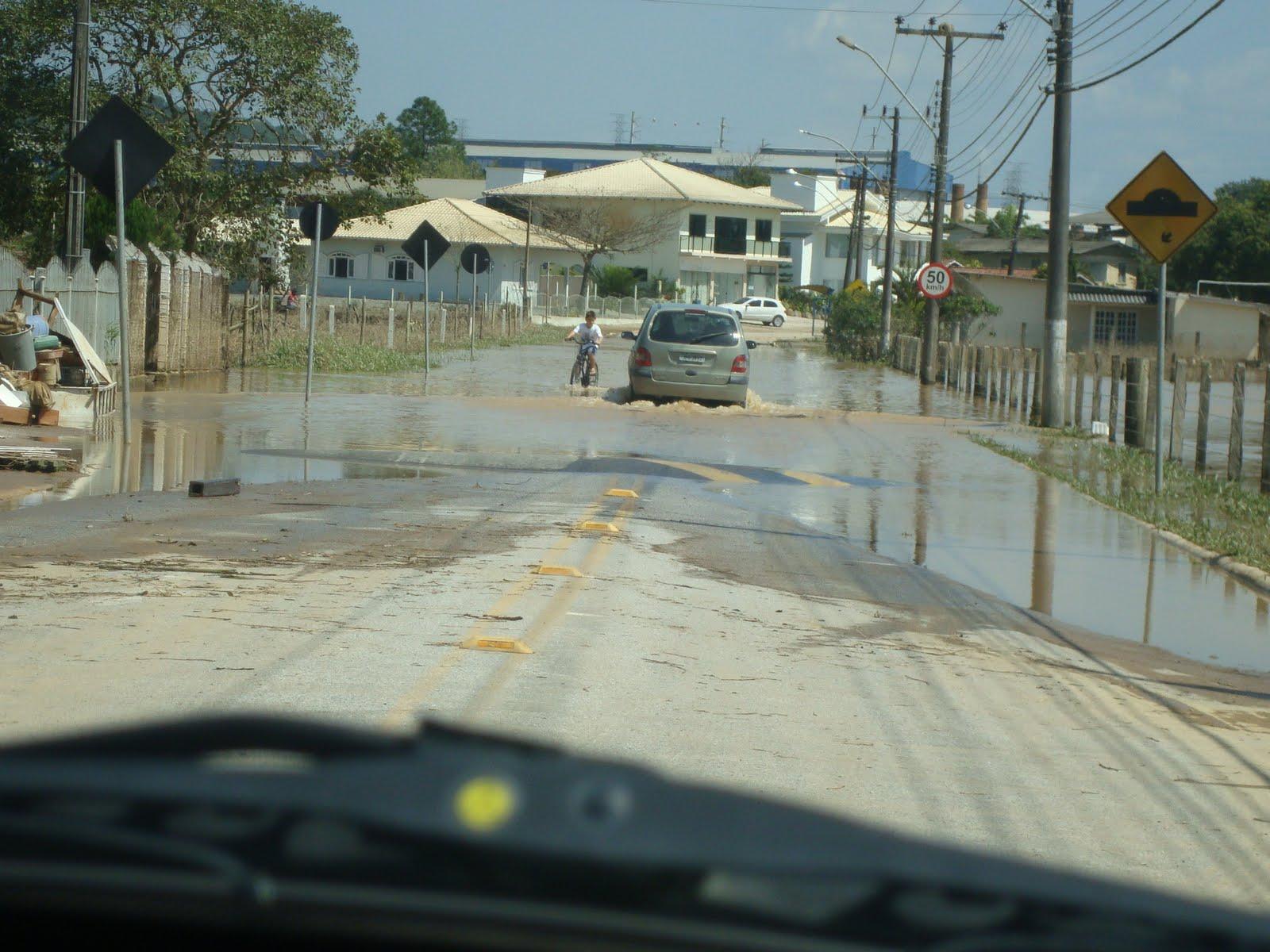 Fotos itajai enchente 2011 8