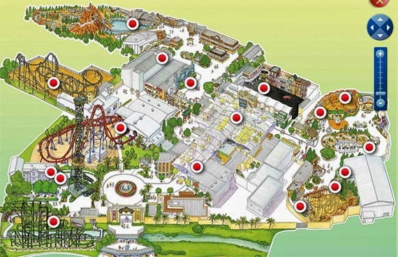 Do you know who i am all about movieworld heres the map of movie world gumiabroncs Gallery