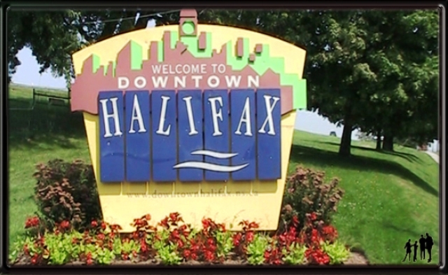 Welcome to downtown Halifax