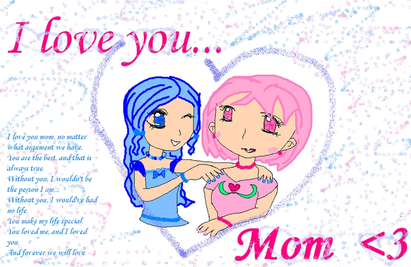Love You Mom Quotes. QuotesGram