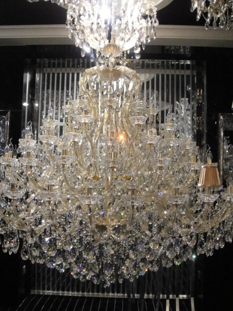 decore com gigi chandelier lustres de cristal. Black Bedroom Furniture Sets. Home Design Ideas