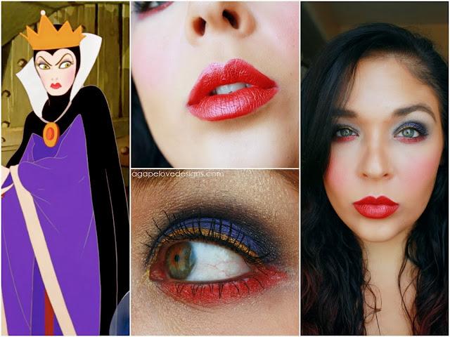 evil queen makeup - HD1200×900