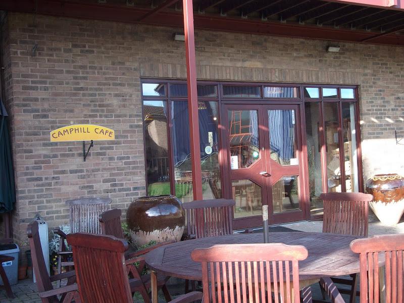 Camphill Cafe Milton Keynes Menu