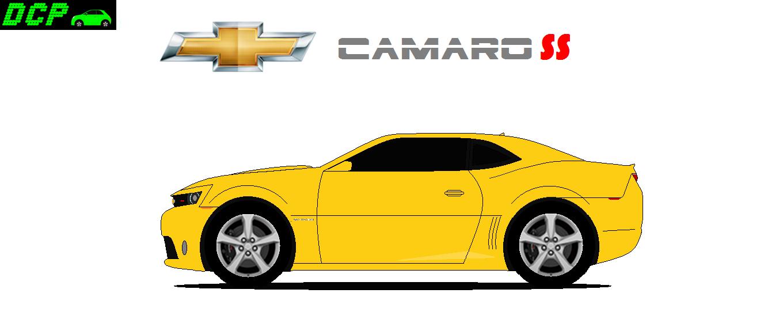 Chevrolet Camaro SS - DCP Design