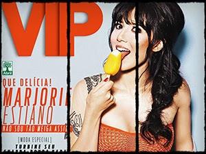 Marjorie Estiano Nua Em Fotos Da Vip De Outubro 2011