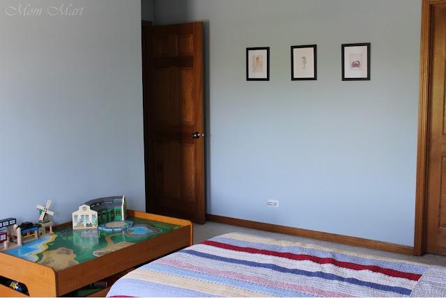 Room Change Nautical / Pirate Theme Bedroom