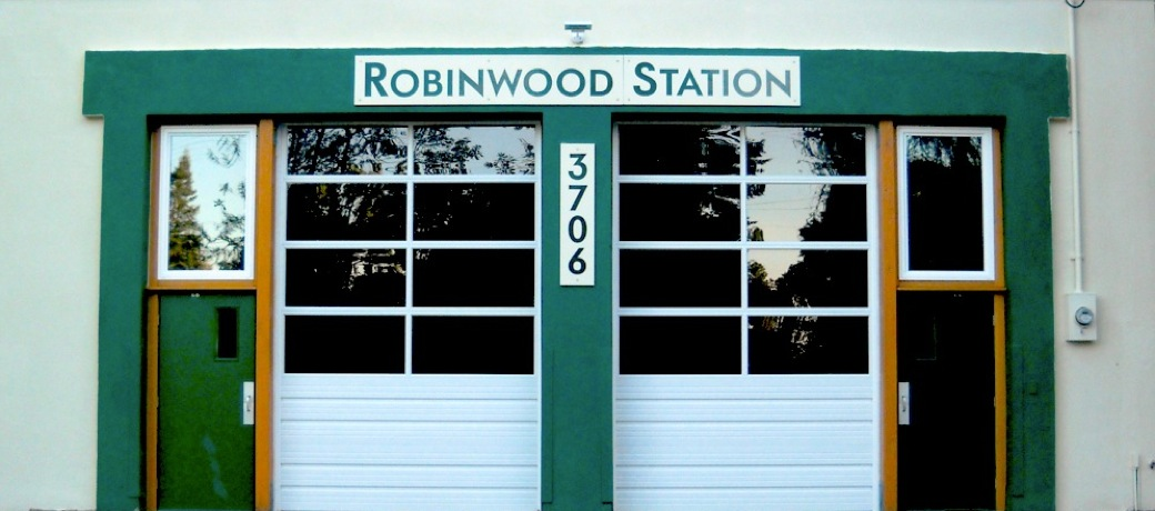 Robinwood Station