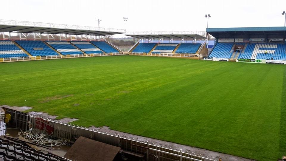 A FEATHERSTONE ROVERS BLOG