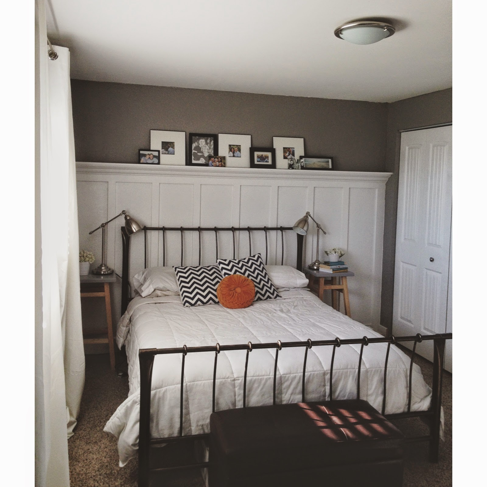 Keep home simple our split level fixer upper for Split bedroom