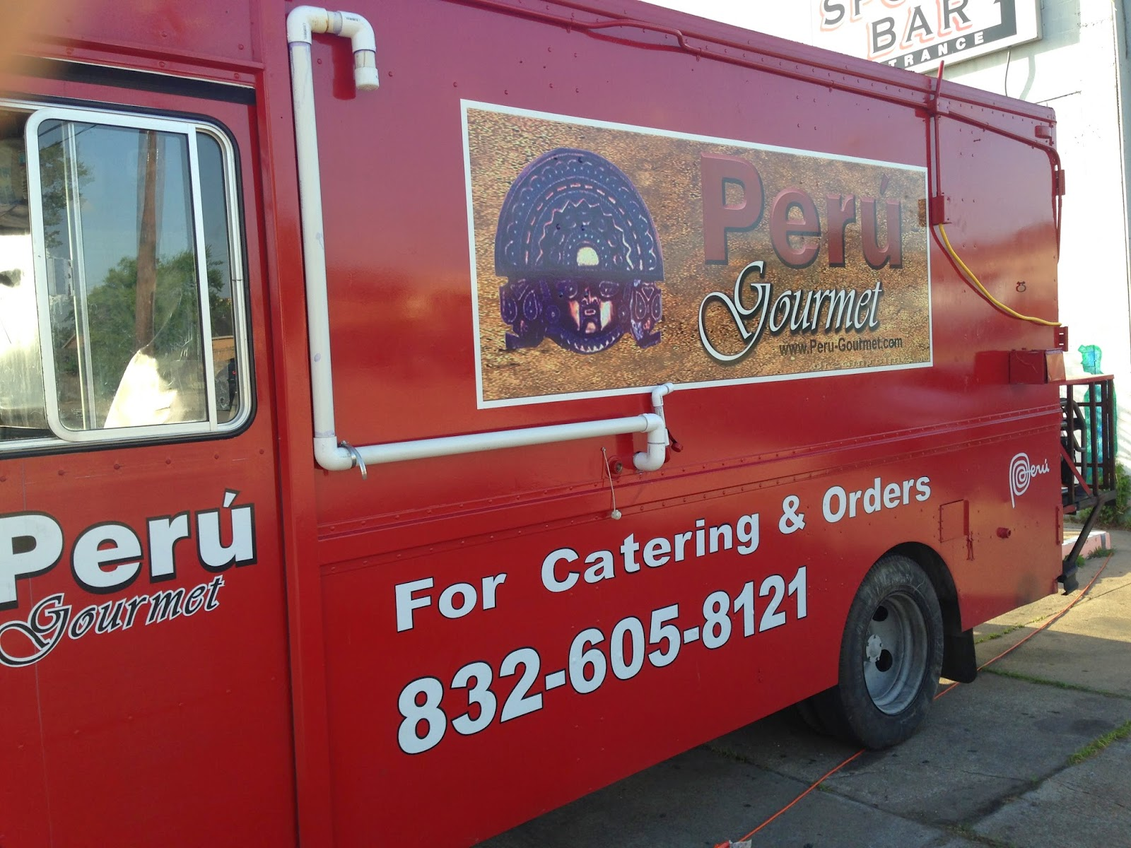 Peru Gourmet Food Truck Houston, TX