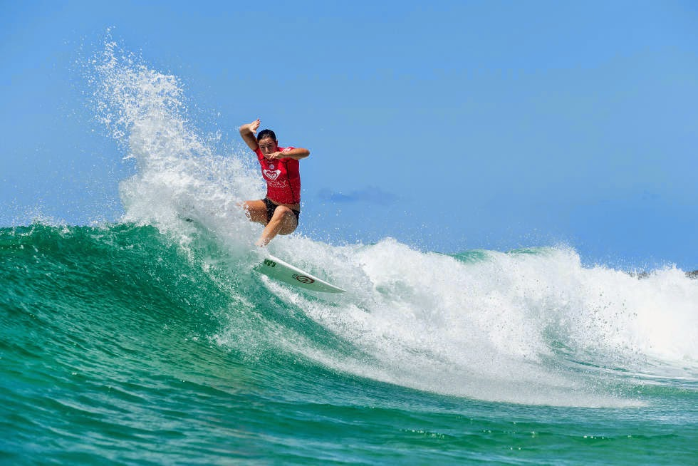 41 Roxy Pro Gold Coast 2015 Tyler Wright Foto WSL Kelly Cestari