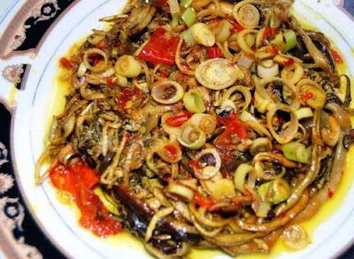 Bí quyết làm món Lươn xào sả ớt ngon