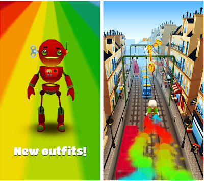 Subway Surfers Unlimited Money Game Android Cực Hot - 17929