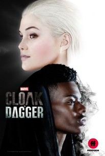 Marvels Cloak & Dagger Temporada 1 audio español