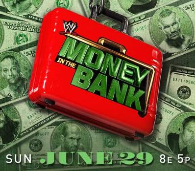 money in the bank en junio del año 2014 se dara en vivo y directo en total español latino