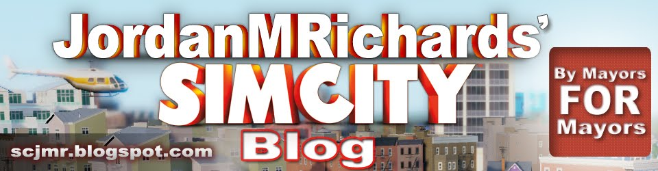 JordanMRichards' Sim City Blog